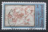 Poštovní známka Nový Zéland 1977 Vánoce, umění, Correggio Mi# 728
