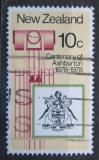 Poštovní známka Nový Zéland 1978 Ashburton, 100. výročí Mi# 737
