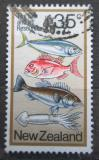 Poštovní známka Nový Zéland 1978 Ryby Mi# 750
