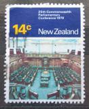 Poštovní známka Nový Zéland 1979 Konference parlamentu Mi# 782