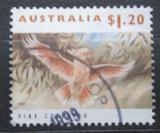 Poštovní známka Austrálie 1993 Kakadu inka Mi# 1367 a