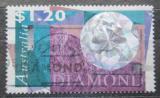 Poštovní známka Austrálie 1996 Diamant Mi# 1594