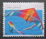 Poštovní známka Austrálie 1990 Závěsné létání Mi# 1224 IF
