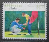 Poštovní známka Austrálie 1989 Golf Mi# 1145 A