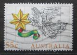 Poštovní známka Austrálie 1985 Vánoce Mi# 949