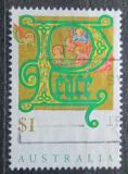Poštovní známka Austrálie 1993 Vánoce Mi# 1380