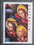 Poštovní známka Austrálie 1995 Vánoce Mi# 1525