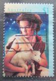 Poštovní známka Austrálie 1996 Vánoce Mi# 1608