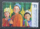 Poštovní známka Austrálie 1997 Vánoce Mi# 1675