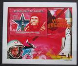 Poštovní známka Guinea 2009 Jurij Gagarin DELUXE Mi# 6706 Block