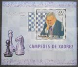 Poštovní známka Guinea-Bissau 2006 Emanuel Lasker DELUXE Mi# 3449 Block