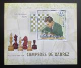 Poštovní známka Guinea-Bissau 2006 Michail Tal DELUXE Mi# 3453 Block