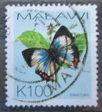 Poštovní známka Malawi 2002 Iolaus lalos Mi# 720