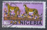 Poštovní známka Nigérie 1976 Gepard Mi# 279 II X
