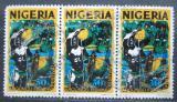 Poštovní známky Nigérie 1973 Rybářský festival Mi# 285 II Y Kat 5.70€