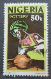 Poštovní známka Nigérie 1973 Hrnčíř Mi# 287 I Y b