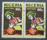 Poštovní známky Nigérie 1973 Hrnčíř pár Mi# 287 I Y b