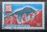 Poštovní známka Dahomey 1967 Setkání skautů Mi# 321