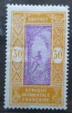 Poštovní známka Dahomey 1926 Sběr palmového oleje Mi# 72