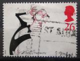 Poštovní známka Velká Británie 1998 Eric Morecambe, komik Mi# 1750