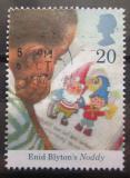 Poštovní známka Velká Británie 1997 Kniha pro děti, Enid Blyton Mi# 1709
