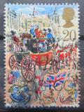 Poštovní známka Velká Británie 1989 Historie Mi# 1230