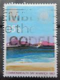 Poštovní známka Velká Británie 1983 Tropický ostrov Mi# 942