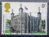 Poštovní známka Velká Británie 1978 Tower v Londýně Mi# 760