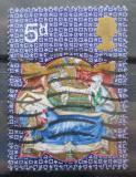 Poštovní známka Velká Británie 1970 Vánoce Mi# 559