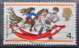 Poštovní známka Velká Británie 1968 Vánoce Mi# 493
