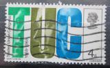 Poštovní známka Velká Británie 1968 TUC, 100. výročí Mi# 485
