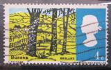 Poštovní známka Velká Británie 1966 Lesní hospodářství Mi# 418