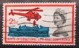 Poštovní známka Velká Británie 1963 Záchranáři Mi# 359