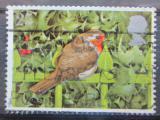 Poštovní známka Velká Británie 1995 Vánoce Mi# 1597