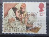 Poštovní známka Velká Británie 1984 Vánoce Mi# 1012 I
