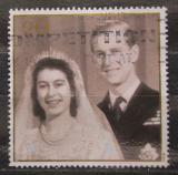 Poštovní známka Velká Británie 1997 Královský pár Mi# 1719