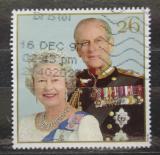 Poštovní známka Velká Británie 1997 Královský pár Mi# 1720