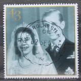 Poštovní známka Velká Británie 1997 Královský pár Mi# 1721