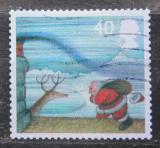Poštovní známka Velká Británie 2004 Vánoce Mi# 2254