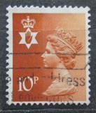 Poštovní známka Severní Irsko 1976 Královna Alžběta II. Mi# 22