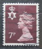Poštovní známka Severní Irsko 1978 Královna Alžběta II. Mi# 24