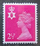 Poštovní známka Severní Irsko 1971 Královna Alžběta II. Mi# 12