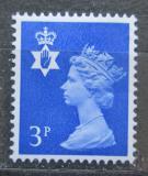 Poštovní známka Severní Irsko 1971 Královna Alžběta II. Mi# 13