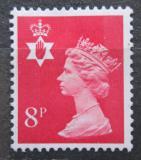 Poštovní známka Severní Irsko 1974 Královna Alžběta II. Mi# 18
