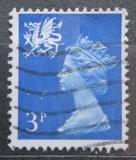 Poštovní známka Wales 1971 Královna Alžběta II. Mi# 14