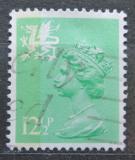 Poštovní známka Wales 1984 Královna Alžběta II. Mi# 35 C Kat 5€