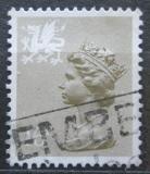 Poštovní známka Wales 1984 Královna Alžběta II. Mi# 39 C