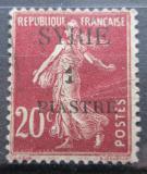 Poštovní známka Sýrie 1924 Rozsévačka přetisk Mi# 210