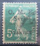 Poštovní známka Sýrie 1920 Rozsévačka přetisk Mi# 120 a
