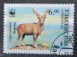 Poštovní známka Uzbekistán 1995 Koza šrouborohá Mi# 61